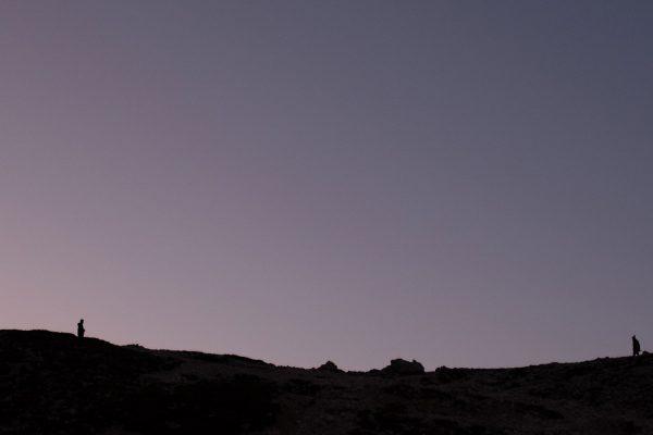 Aufeinandertreffen. Dolomiten | Pauli Trenkwalder, Berge & Psychologie