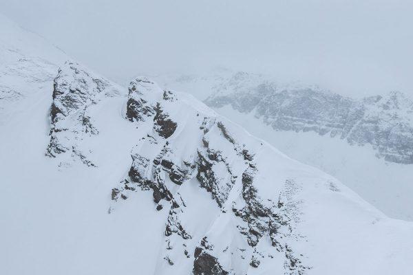 Berggrat. Skitour | Pauli Trenkwalder, Berge & Psychologie