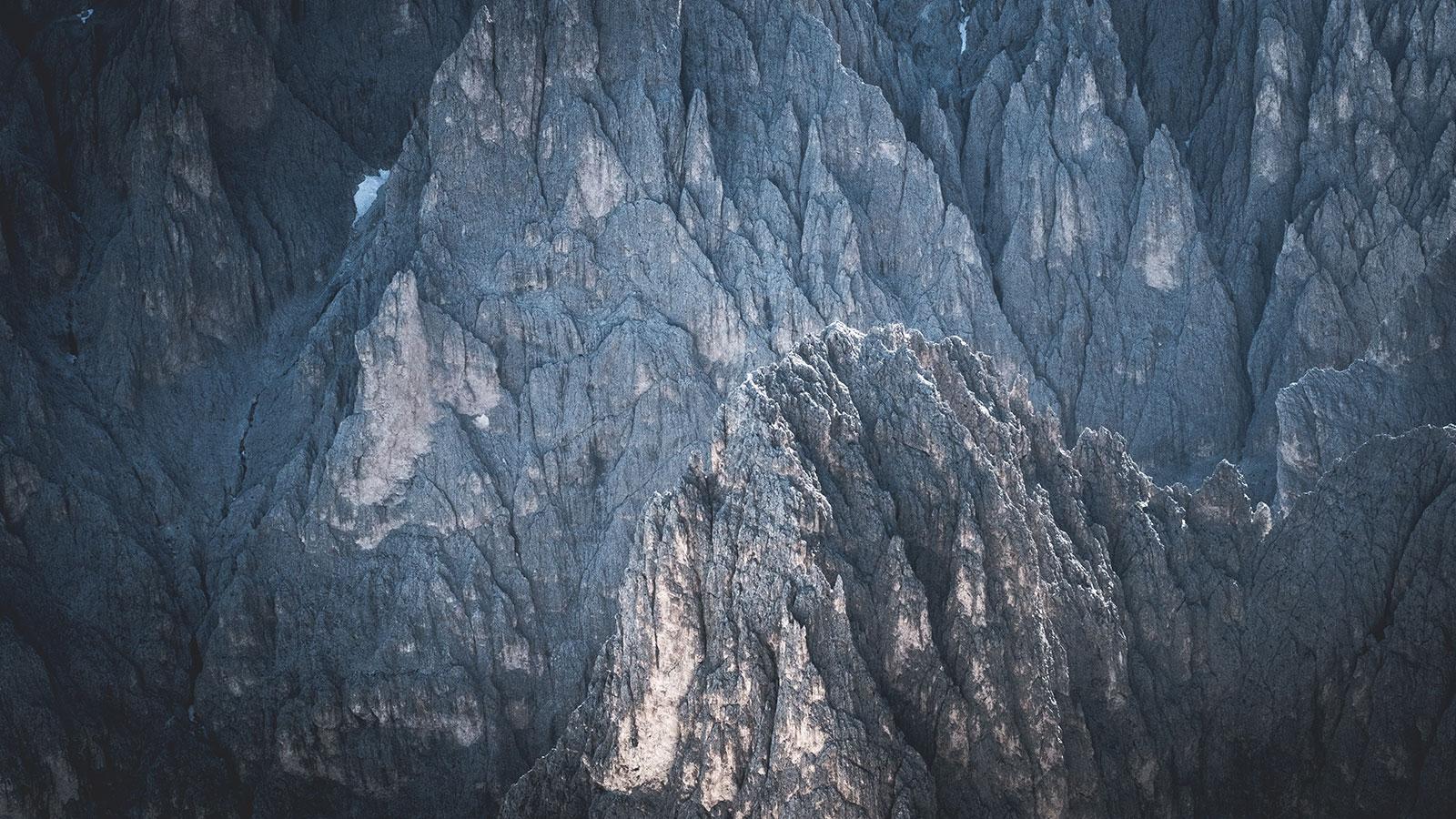 Felsnadeln. Klettern in den Dolomiten | Pauli Trenkwalder, Berge & Psychologie