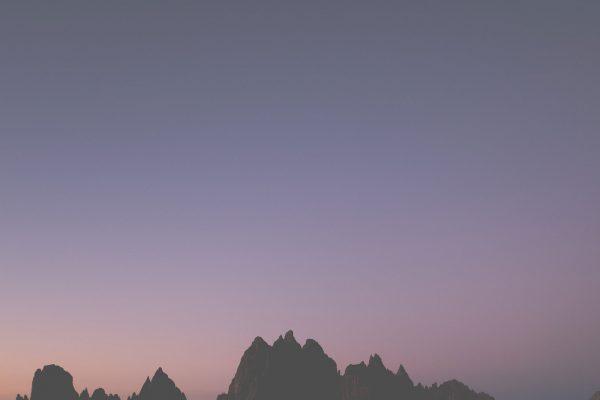 Licht aus. Dolomiten | Pauli Trenkwalder, Berge & Psychologie