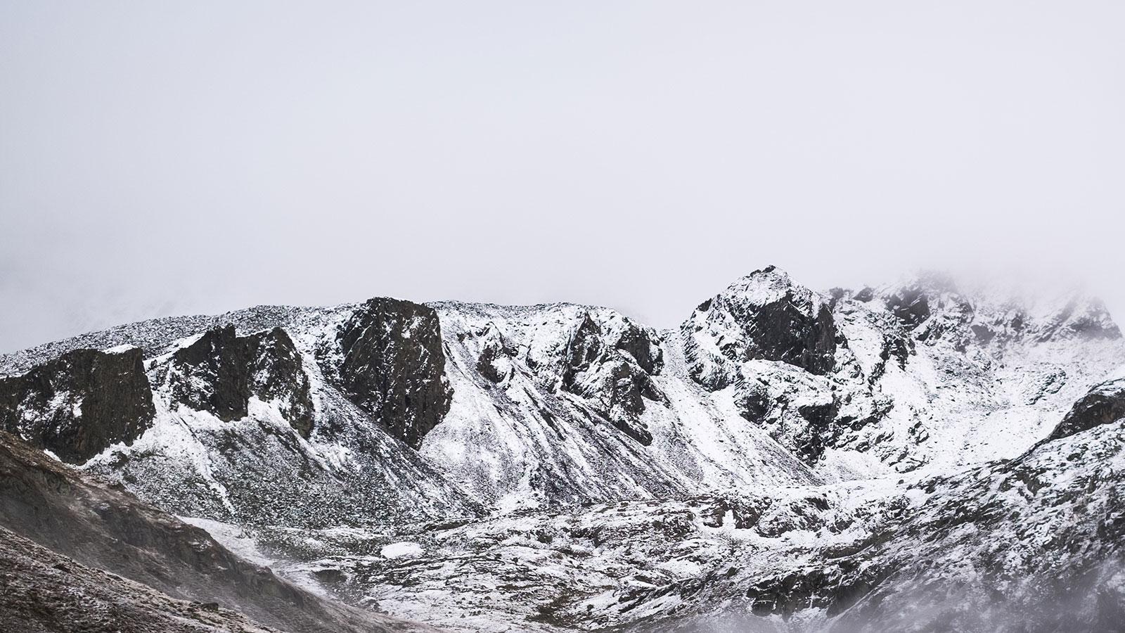 Morgenstimmung. Bergsteigen am Stubaier | Pauli Trenkwalder, Berge & Psychologie