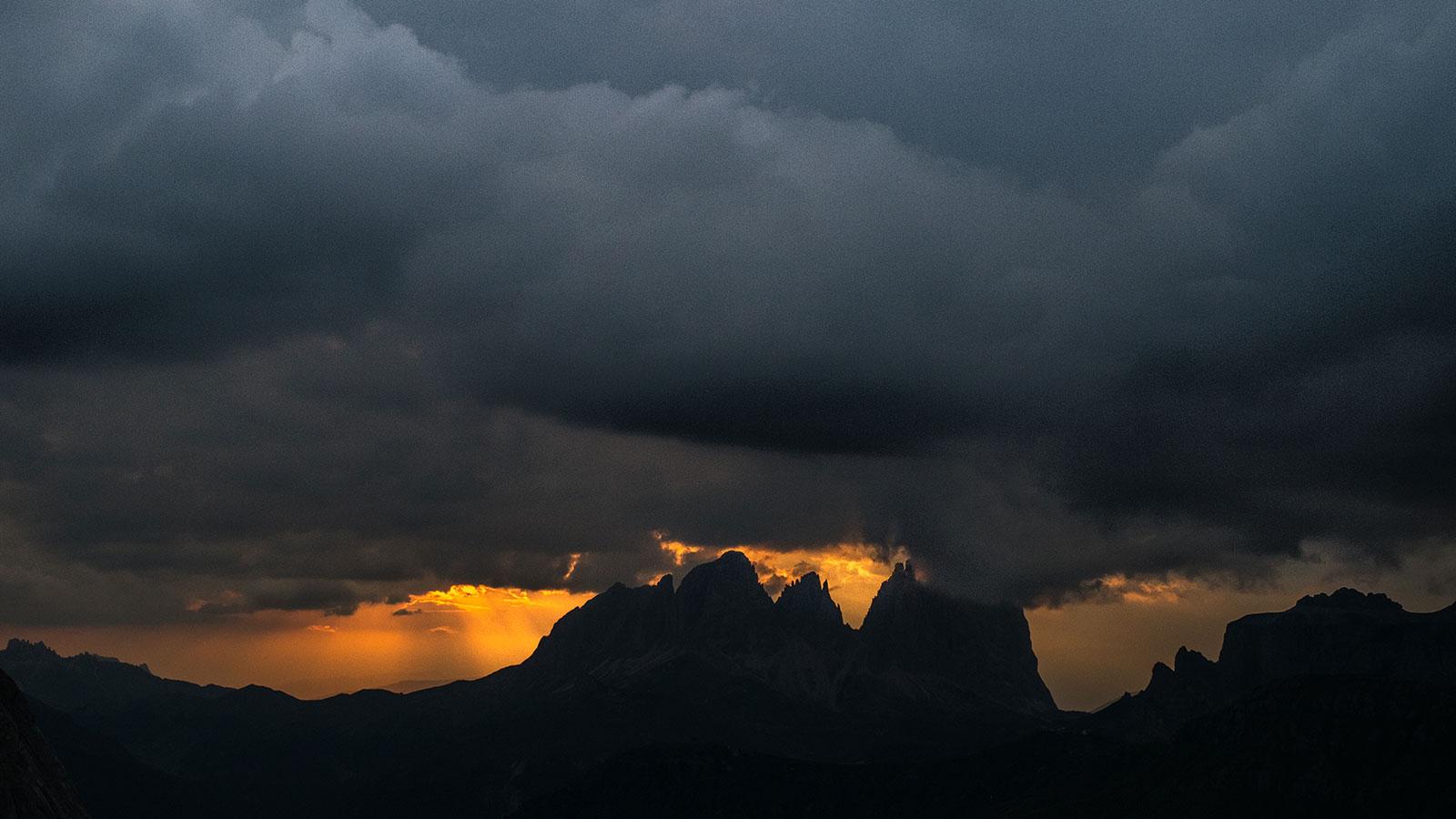 Nach dem Gewitter. Klettern in den Dolomiten | Pauli Trenkwalder, Berge & Psychologie