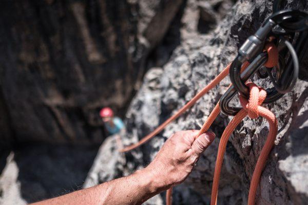 Sicher klettern. Dolomiten | Pauli Trenkwalder, Berge & Psychologie
