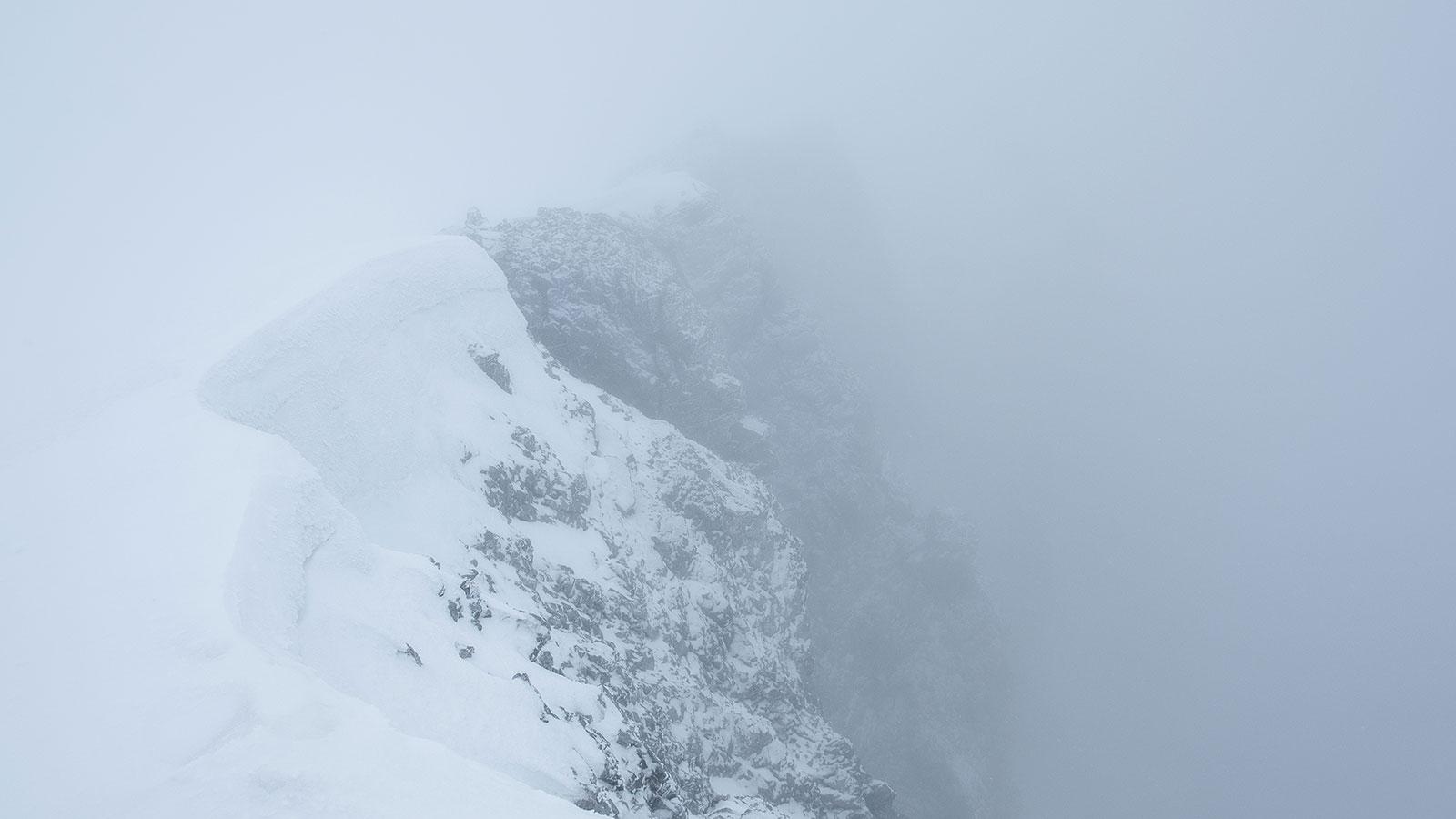 Abgrund. Bergsteigen in Südtirol | Pauli Trenkwalder, Berge & Psychologie