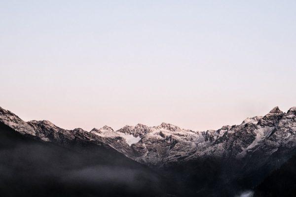 Angezuckert. Stubaier, Südtirol | Pauli Trenkwalder, Berge & Psychologie
