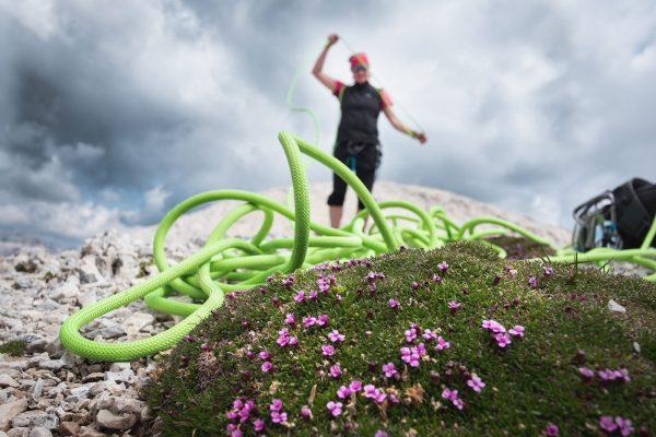 Ausstieg. Klettern in den Dolomiten | Pauli Trenkwalder, Berge & Psychologie