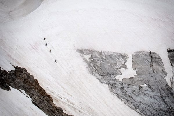 Ausweichen. Gletscher in Südtirol | Pauli Trenkwalder, Berge & Psychologie