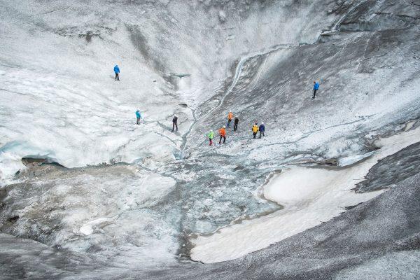 Bunt. Gletscher in Südtirol | Pauli Trenkwalder, Berge & Psychologie