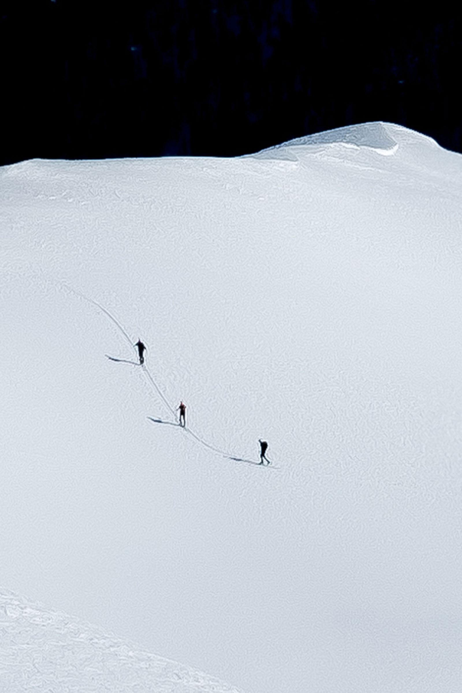 Drei. Skitour in Südtirol | Pauli Trenkwalder, Berge & Psychologie