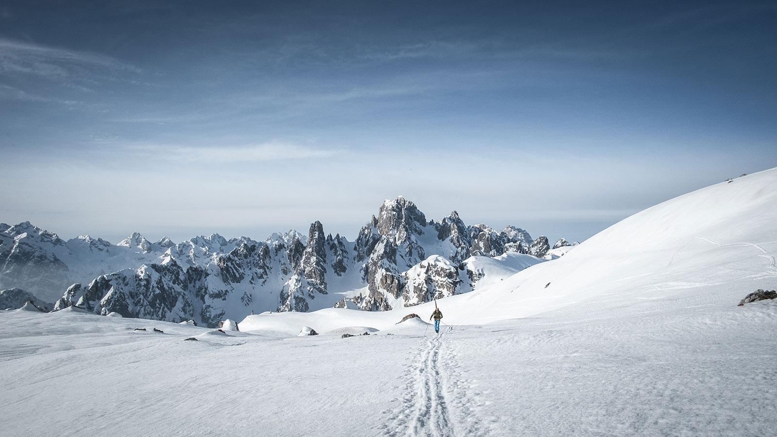 Durchquerung. Dolomiten | Pauli Trenkwalder, Berge & Psychologie
