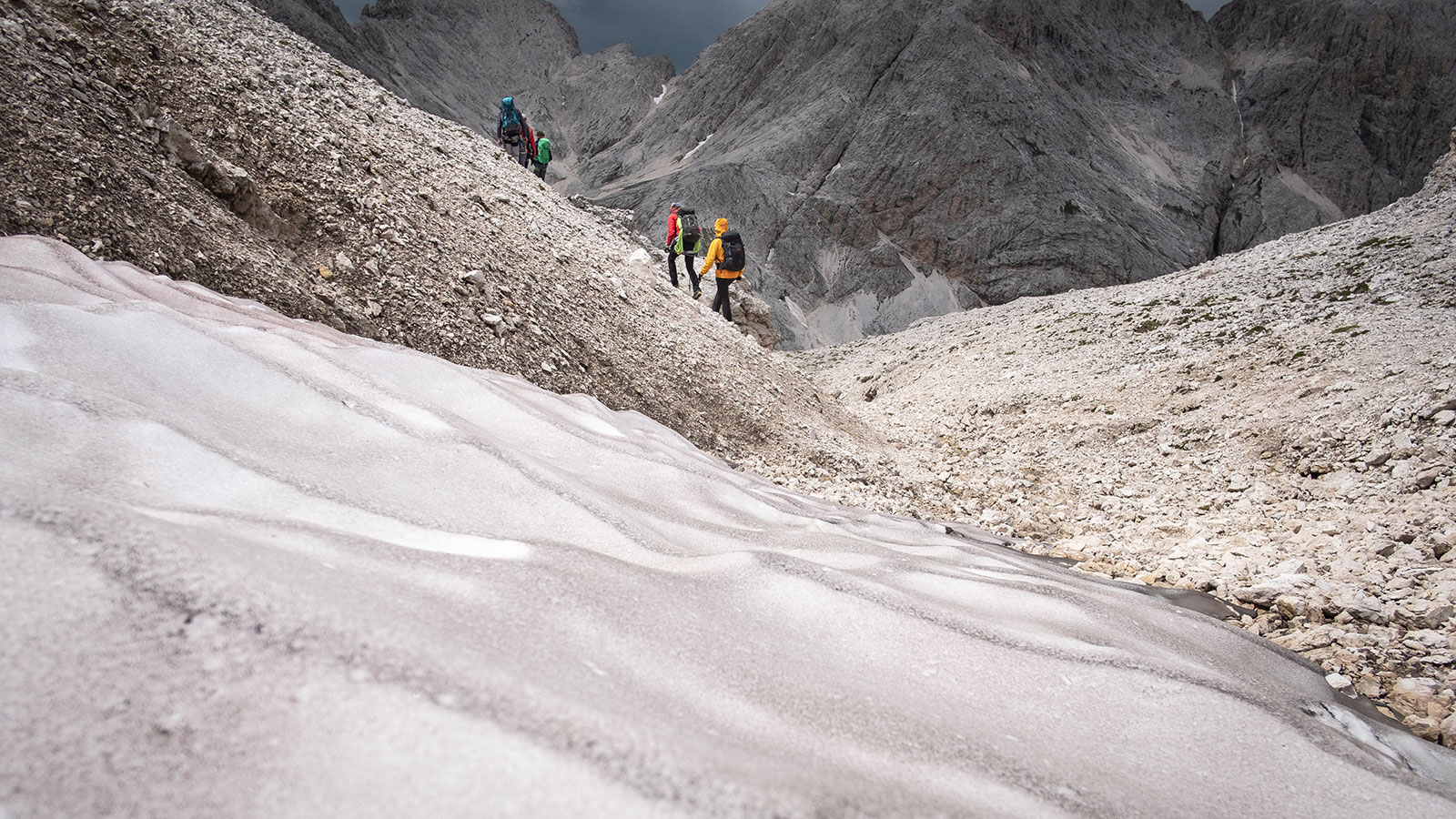 Durchwandern. Dolomiten | Pauli Trenkwalder, Berge & Psychologie