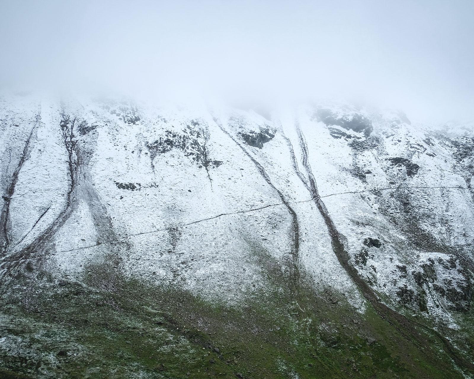 Wintereinbruch. Bergsteigen | Pauli Trenkwalder, Berge & Psychologie