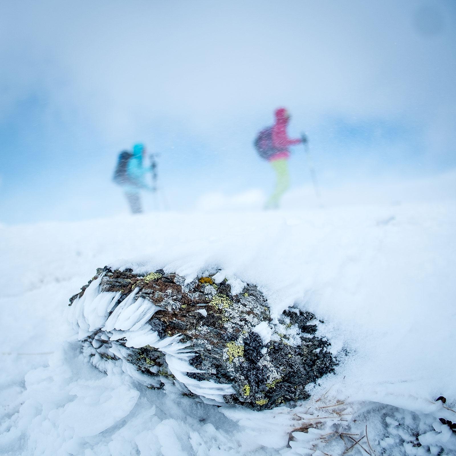 Eiskristall. Skitour in Südtirol | Pauli Trenkwalder, Berge & Psychologie