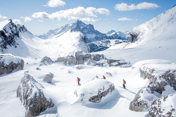 Felsig. Skitour in den Dolomiten | Pauli Trenkwalder, Berge & Psychologie