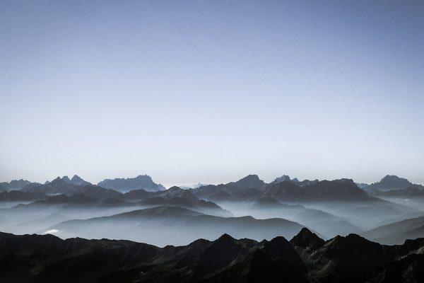 Fernsicht. Südtirol | Pauli Trenkwalder, Berge & Psychologie