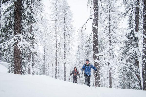 Freundschaft. Skitour in den Dolomiten | Pauli Trenkwalder, Berge & Psychologie