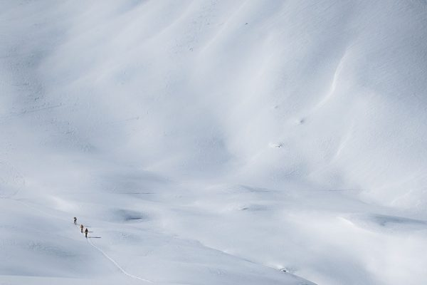 Gemeinsam. Skitour in Südtirol | Pauli Trenkwalder, Berge & Psychologie