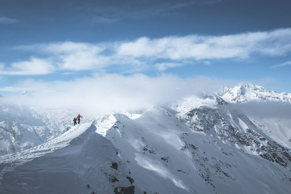 Gipfelgrat. Skitour in Südtirol | Pauli Trenkwalder, Berge & Psychologie