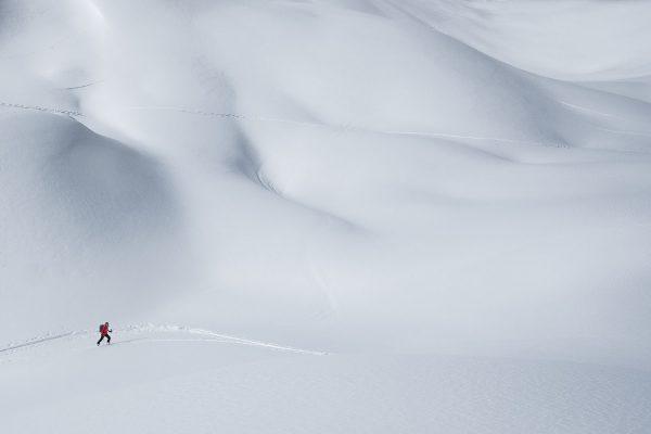 Nachzügler. Skitour in Südtirol | Pauli Trenkwalder, Berge & Psychologie