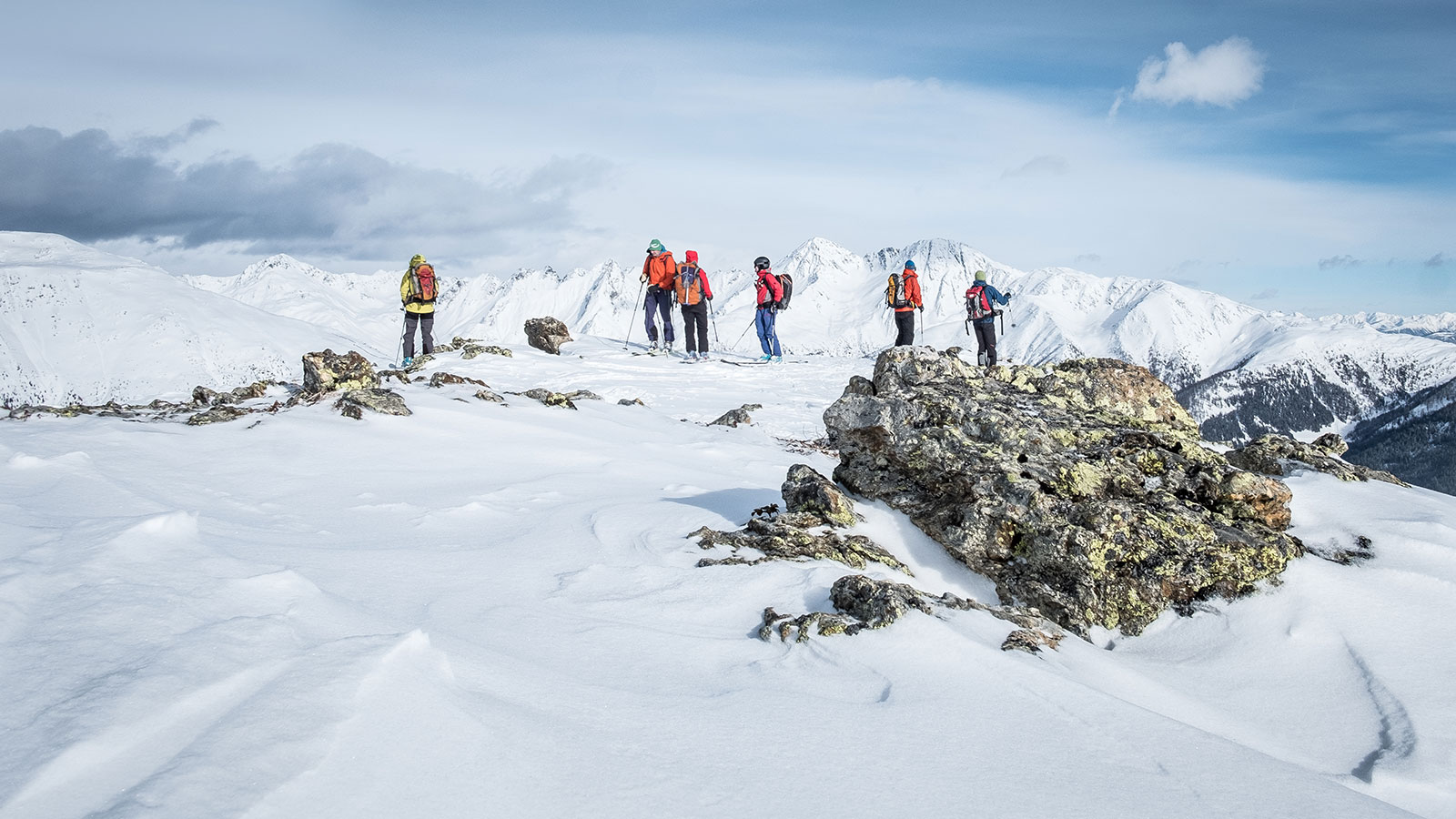 Rundblick. Skitour in Osttirol | Pauli Trenkwalder, Berge & Psychologie