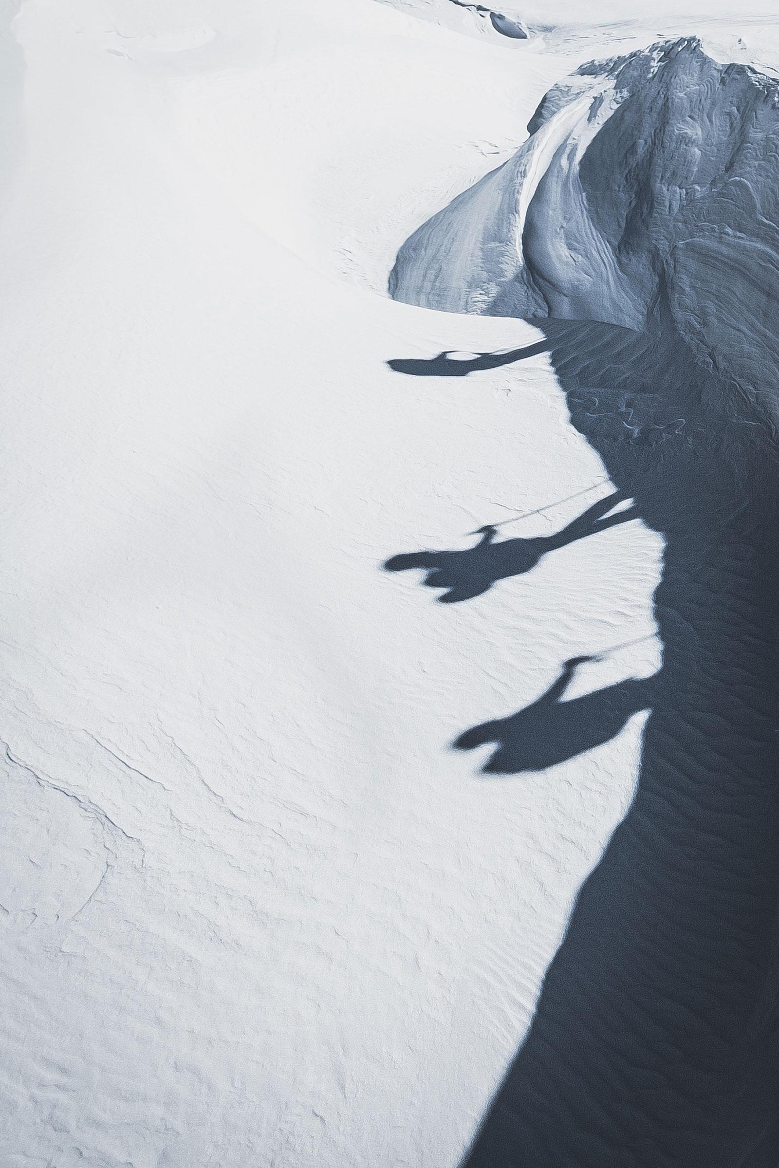 Schatten. Skitour in den Dolomiten | Pauli Trenkwalder, Berge & Psychologie