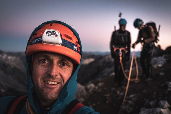 Selfie. Ortler, Südtirol | Pauli Trenkwalder, Berge & Psychologie