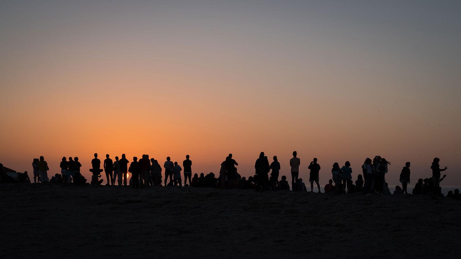 Sonnenuntergang. Portugal | Pauli Trenkwalder, Berge & Psychologie