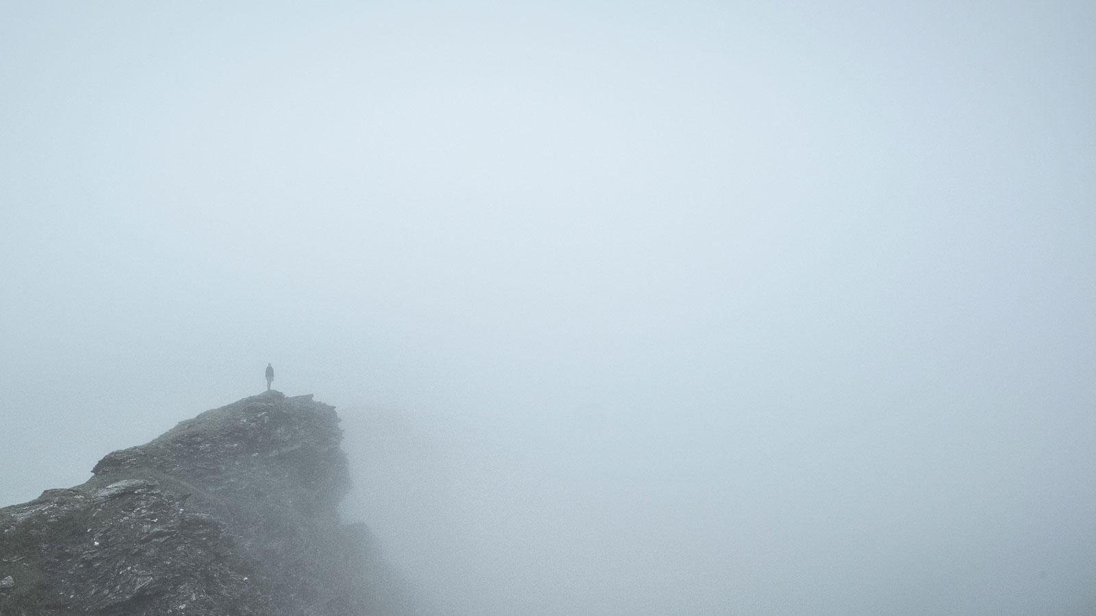 Unsicher. Berge in Südtirol | Pauli Trenkwalder, Berge & Psychologie
