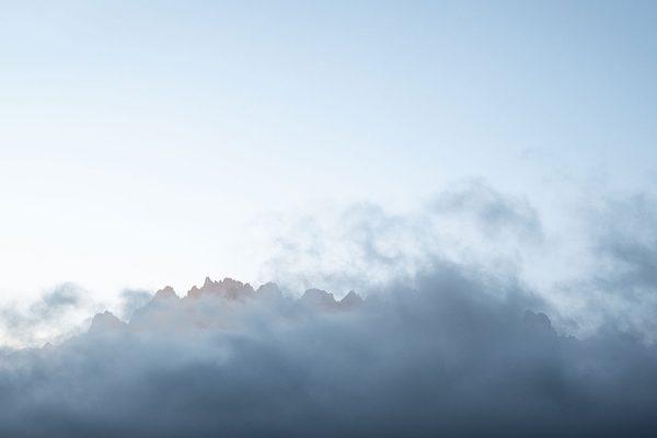 Verdeckt. Dolomiten | Pauli Trenkwalder, Berge & Psychologie