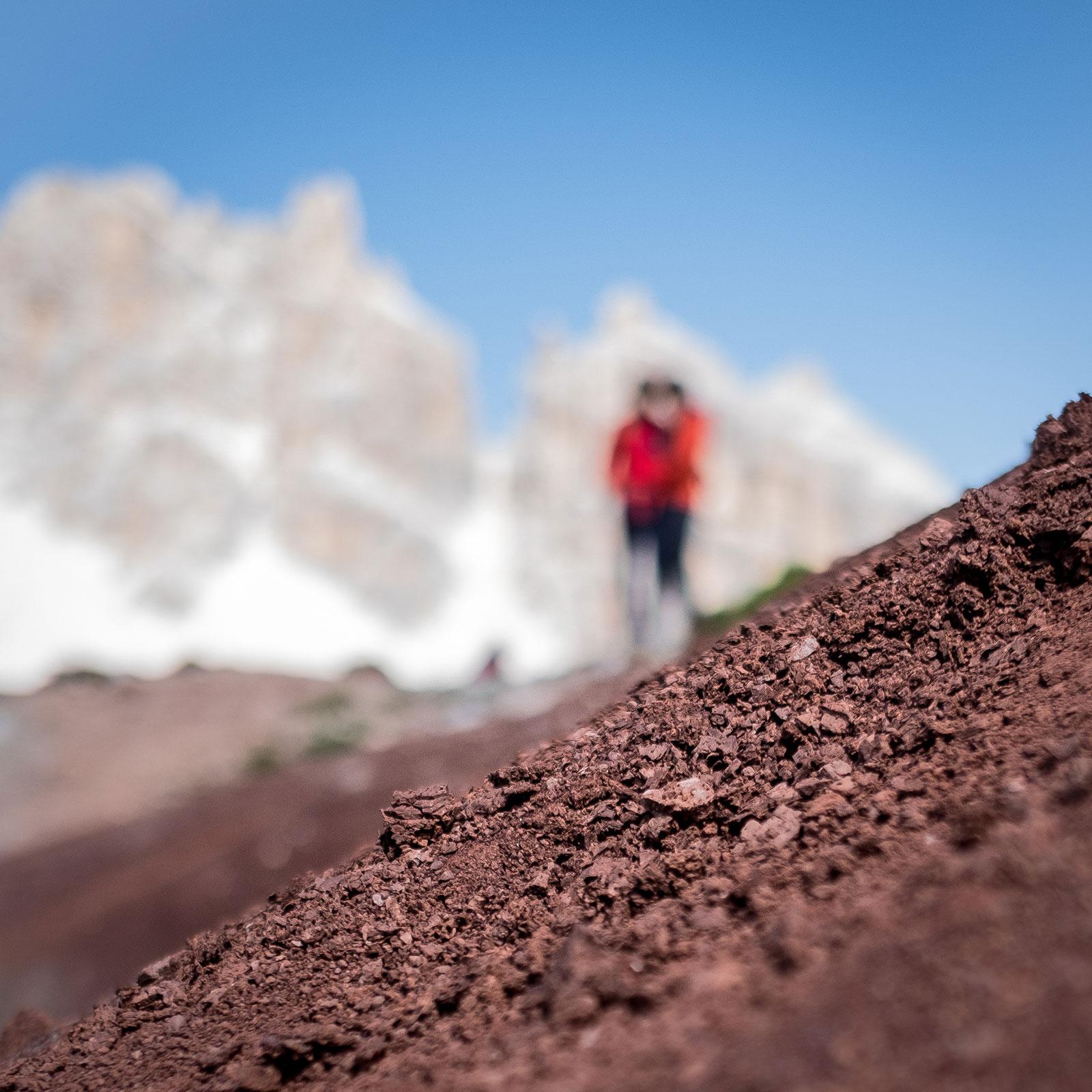 Verliebt. Dolomiten | Pauli Trenkwalder, Berge & Psychologie