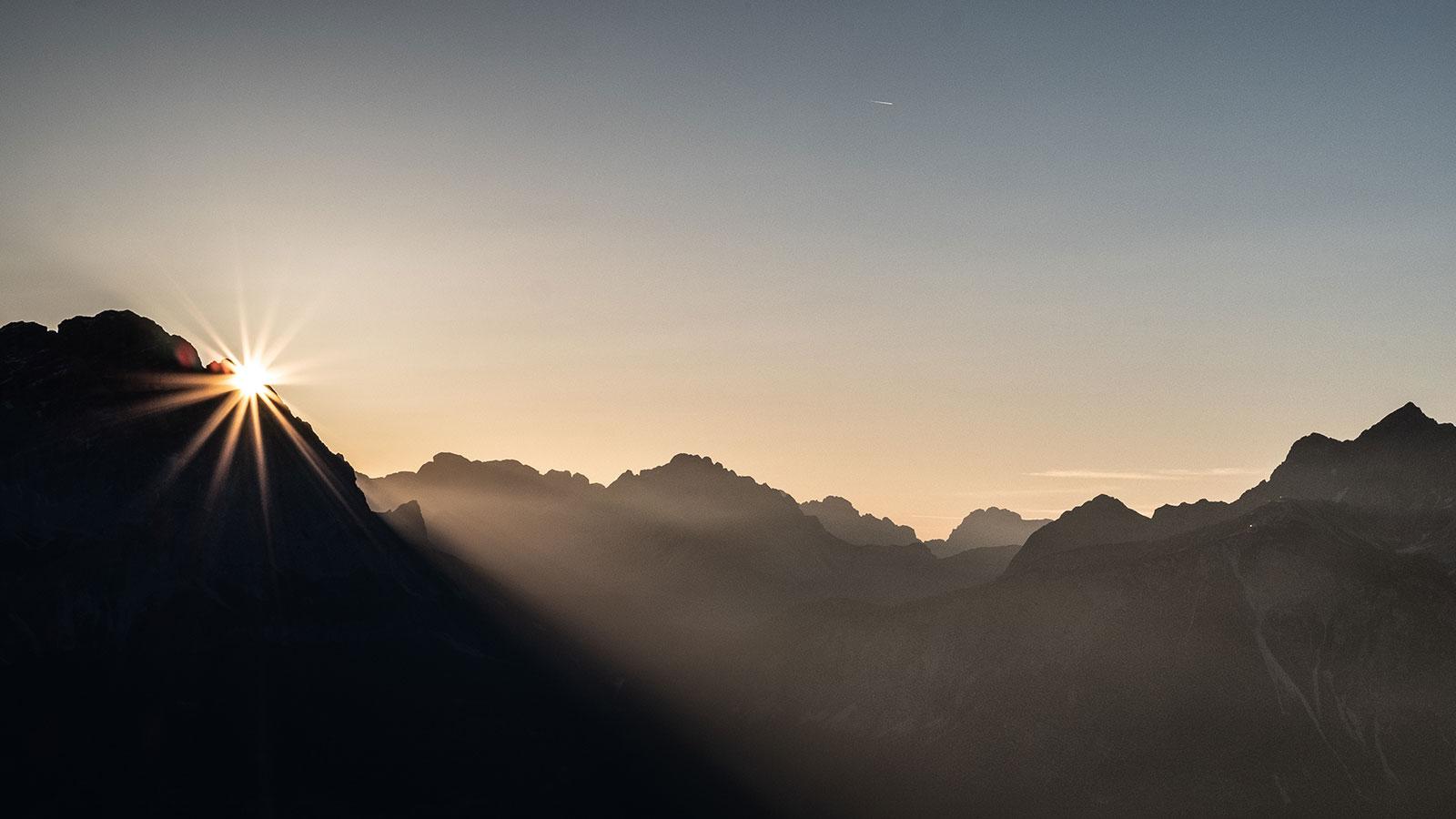 Warten. Dolomiten | Pauli Trenkwalder, Berge & Psychologie